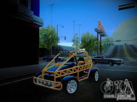 Buggy From Crash Rime 2 para GTA San Andreas