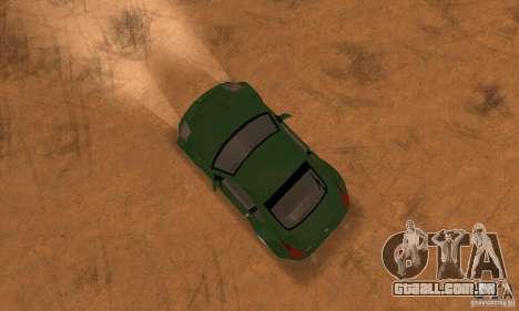 Nissan 350Z stock para GTA San Andreas