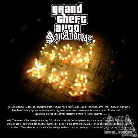 Rádio grupo filmes para GTA San Andreas