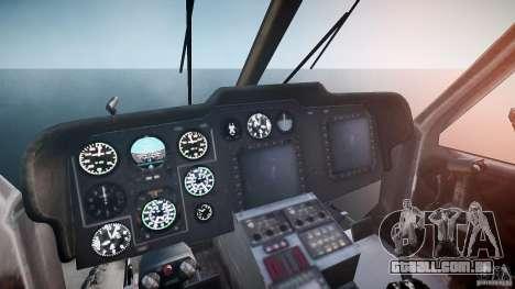 KA-60 Kasatka v1.0 para GTA 4 vista de volta