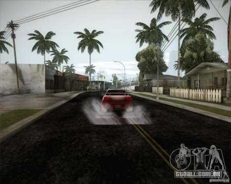 Nissan Skyline Z-Tune v2.0 para GTA San Andreas vista superior