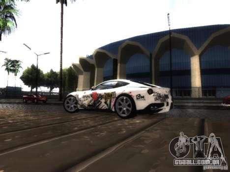 ENB Series Project BRP para GTA San Andreas segunda tela
