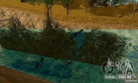 Cruzamento v 1.0 para GTA San Andreas por diante tela
