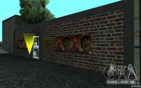 Uma nova escola de condução em San Fierro para GTA San Andreas