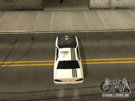 Vinil para Elegy para GTA San Andreas por diante tela