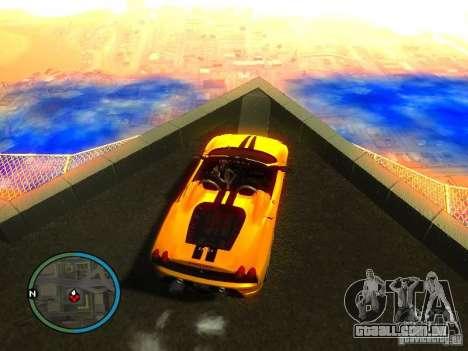 Ferrari F430 Scuderia M16 2008 para o motor de GTA San Andreas