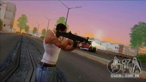 SCAR - H para GTA San Andreas segunda tela