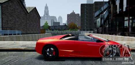 ENB Rage of Reality v 4.0 para GTA 4 oitavo tela