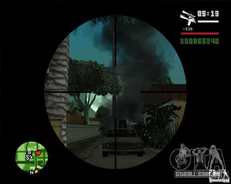 Lua para GTA San Andreas terceira tela