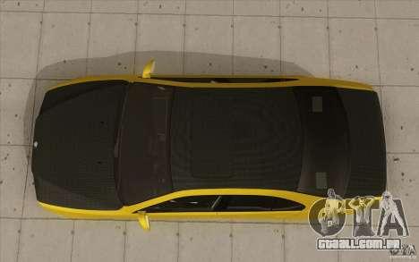 BMW M5 E39 - FnF4 para GTA San Andreas vista direita