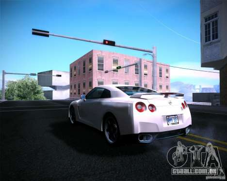 ENBseries by slavheg v2 para GTA San Andreas segunda tela