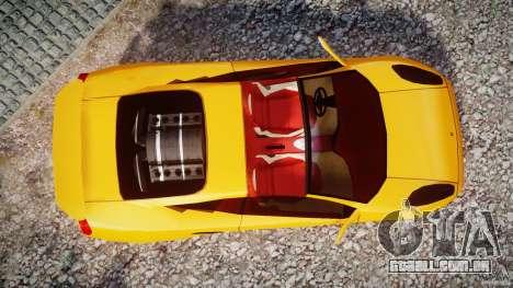 Lamborghini Cala para GTA 4 vista direita