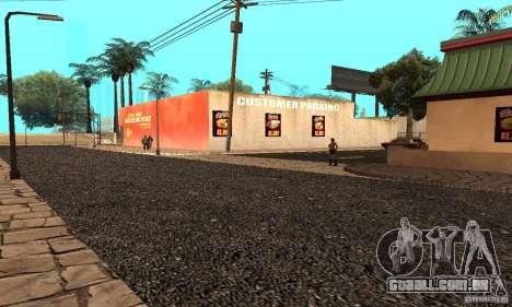 Grove Street para GTA San Andreas terceira tela