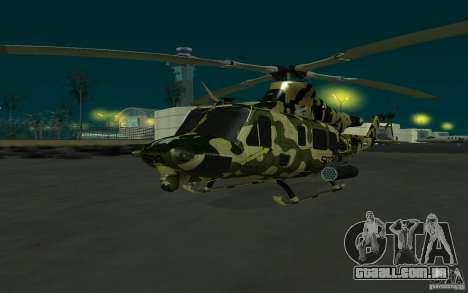 UH-1Y Venom para GTA San Andreas