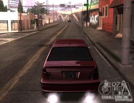 ENBSeries para Ultra Pack Vegetetions para GTA San Andreas décimo tela