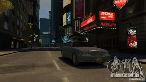 Lincoln Town Car 2003-11 v1.0 para GTA 4