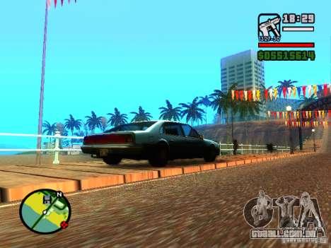 ENBSeries v2 para GTA San Andreas sétima tela