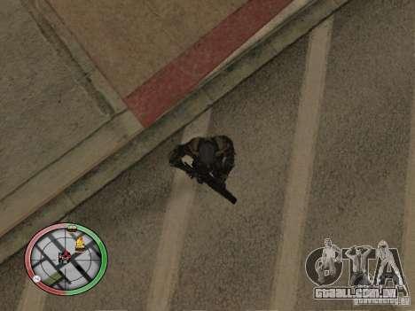 Armas alienígenas de Crysis 2 para GTA San Andreas sexta tela