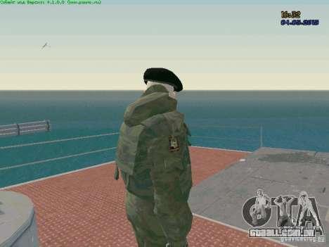 Marine RF para GTA San Andreas segunda tela