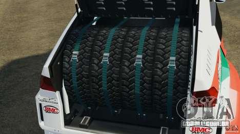 Mitsubishi Montero EVO MPR11 2005 v1.0 [EPM] para GTA 4 vista superior