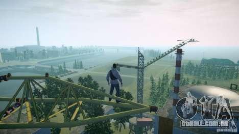 Criminal RAGE Rússia v 1.3.1 para GTA 4
