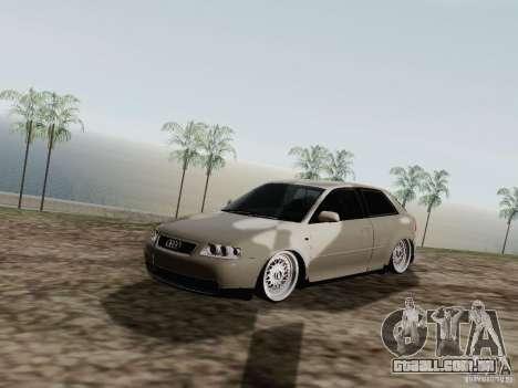 Audi A3 para GTA San Andreas