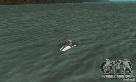 VCS Jetski para GTA San Andreas