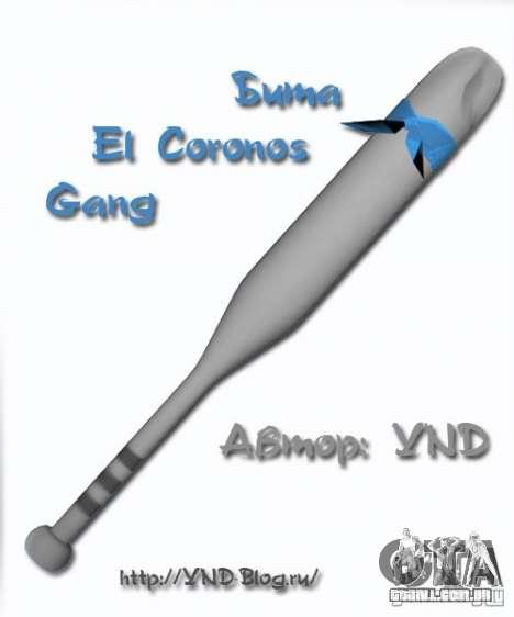 Bat El Coronos v. 1.0 para GTA San Andreas