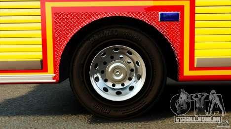 Mercedes-Benz Atego FPTGP Sapeurs Pompiers ELS para GTA 4 vista interior