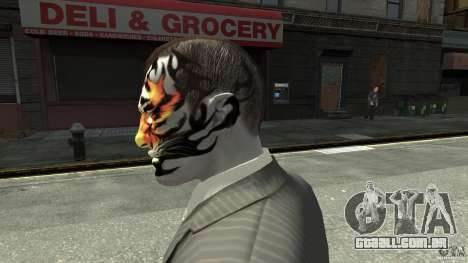 Tatoo Tiger para GTA 4 segundo screenshot