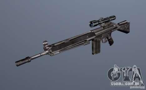 Grims weapon pack1 para GTA San Andreas oitavo tela