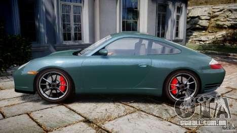 Porsche 911 (996) Carrera 4S para GTA 4 esquerda vista