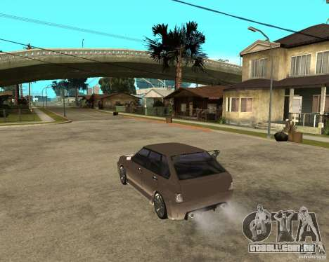 LiquiMoly Vaz 21093 para GTA San Andreas esquerda vista