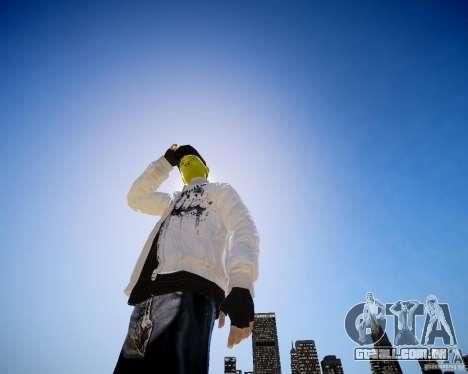 Niko The Mask para GTA 4 terceira tela