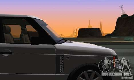 ENBSeries by dyu6 Low Edition para GTA San Andreas quinto tela