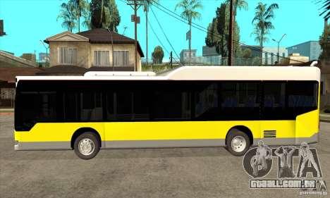 Mercedes-Benz Citaro LE para GTA San Andreas esquerda vista