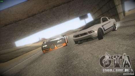 Bugatti Veyron Super Sport para o motor de GTA San Andreas