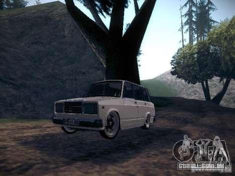 Ar Vaz 2104 para GTA San Andreas