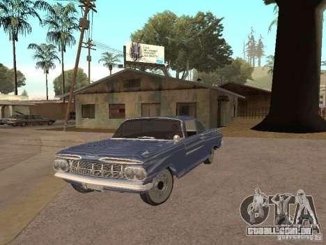 Chevrolet Biscayne 1959 para GTA San Andreas
