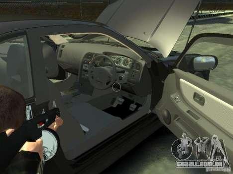 Nissan Skyline GT-R V-Spec (R33) 1997 para GTA 4 vista lateral