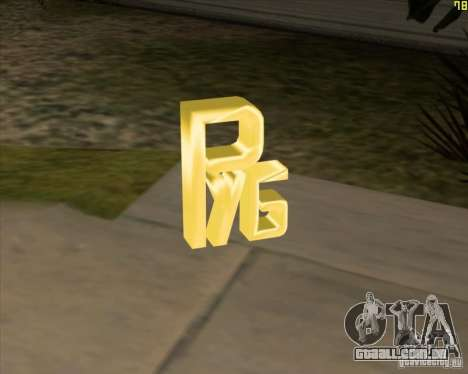 Novos marcadores para GTA San Andreas segunda tela