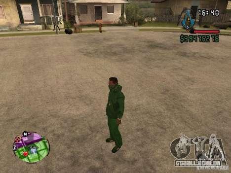 Asssassin Creed Style para GTA San Andreas terceira tela