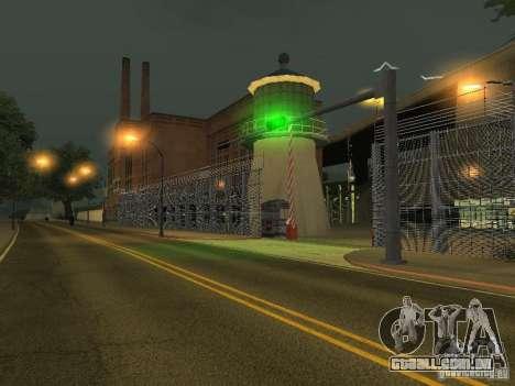 Ônibus Parque v 1.1 para GTA San Andreas terceira tela