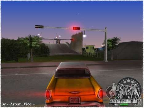 New Ocean Beach para GTA Vice City segunda tela