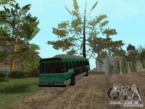 Ônibus do GTA 4 para GTA San Andreas