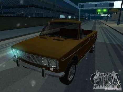 Conversível de 2103 VAZ para GTA San Andreas