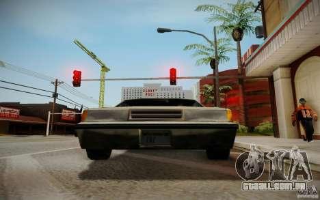 HQLSA v1.1 para GTA San Andreas quinto tela