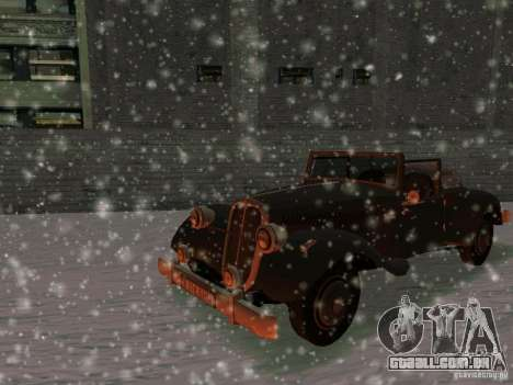 Auto sabotagem jogo para GTA San Andreas