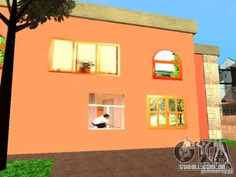 Novos motéis para GTA San Andreas terceira tela