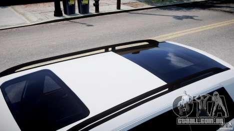 Mercedes-Benz GL450 para GTA 4 vista superior